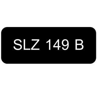 Car Number Plate for Sale: SLZ 149 B