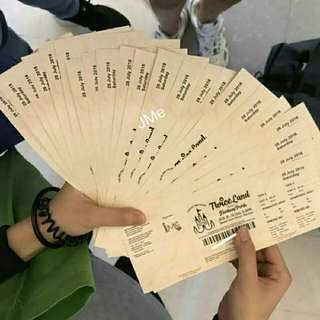[PROOF] TWICE TWICELAND TICKET PURCHASE SERVICE