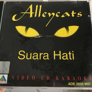 Alleycats video cd