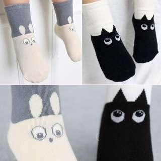 Korean Baby Socks