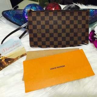 Louis Vuitton Neverfull Pochette MM In DE