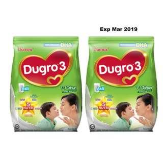 Dumex Dugro 3 (2 pack)