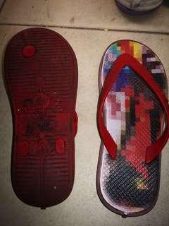 Rider Grendene flip flop slipper US size 12