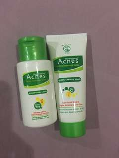 acnes treatment series