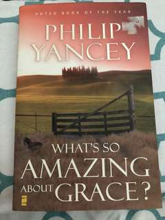 Christian Books - What's so amazing about Grace?