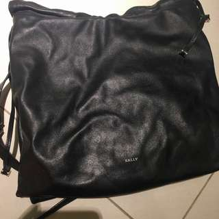 Authentic Bally Leather Bag