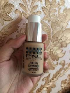 PAC all day coverage foundation