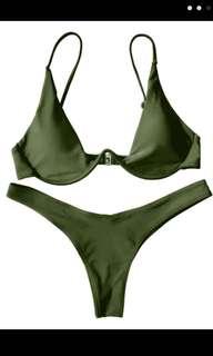Bamba Swim inspired bikini (small)