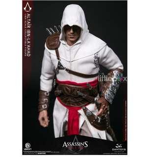 DAM TOYS DAMTOYS DMS005 Ubisoft classic game Assassin's Creed Altaïr the Mentor 1/6 scale Collectible Figure