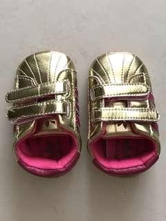 Baby prewalker shoe