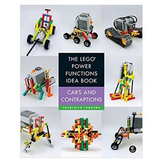 The LEGO Power Functions Idea Book, Volume 2: Cars and Contraptions 1st Edition, by Yoshihito Isogawa  (Author)