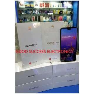 Huawei P20 (4GB Ram + 128GB Rom) 華為香港行貨 原廠一年保養