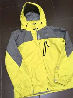 Preloved North Face Gortex Jacket