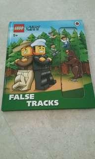 Lego City false track