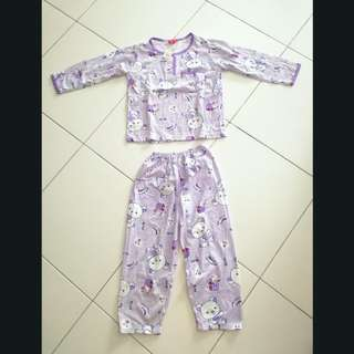 New- Cotton Pyjamas with tag