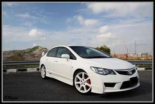 Honda Civic type r fd2r fd2 fd1 fd4 items