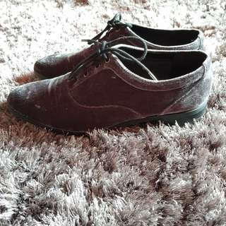 Charles and keith oxfords