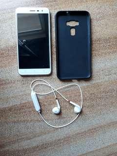 Original ASUS Zenfone 3 Ze552kl w/freebies