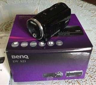 🚚 BenQ Dvs21 高階攝影機~full HD錄影~夜視功能~3吋超大觸控螢幕!