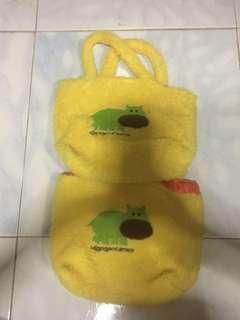 japan baby girl bag 50 each