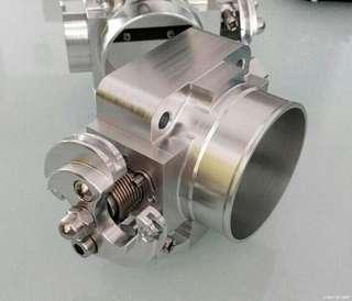 Racing throttle body 72mm Lancer Cs3