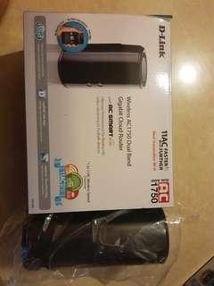D Link Router AC1750 & 1200