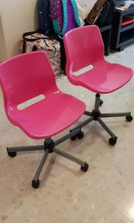 Office / Study Chair (Pink)
