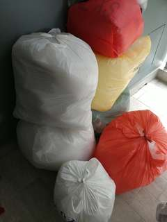 8kg Bubble wrap protective packaging many different sizes mixed