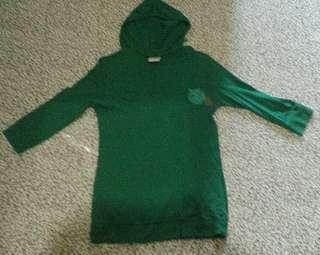 Longsleeve with hoodie