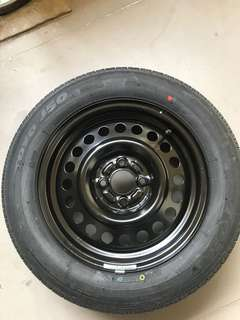New spare tyre for sale