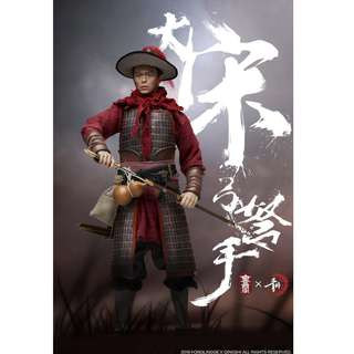 KLG KQ001 空灵阁 金属甲 1/6 Scale 大宋弓孥手 SONG FOOT ARCHER SOLDIER CROSSBOW