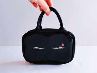 化妝袋 (全新)