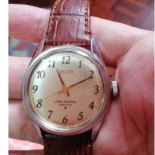 SEIKO LORD MARVEL HIGH BEAT 36000 Whatapp 0173889516 for more info.