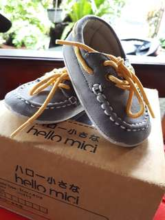 Hello mici baby shoes