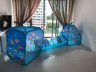 Kids Tent & balls