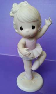 In The Spotlight Of His Grace Precious Moments Figurine