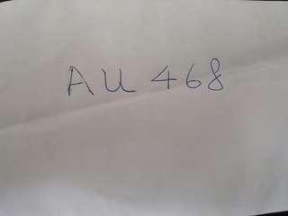 AU 468