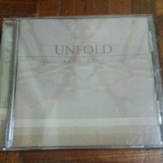 Music CD: Unfold–Aeon - Aony