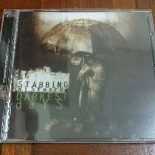 Music CD: Stabbing Westward ‎–Darkest Days