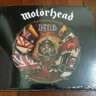 Music CD (sealed): Motörhead–1916