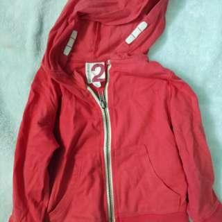 Cotton On Kids hood jacket