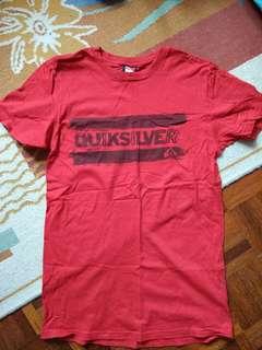 T shirt quiksilver