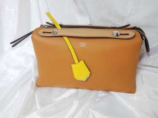 Ready new Fendi btw small multicolor caramel 18,5jta