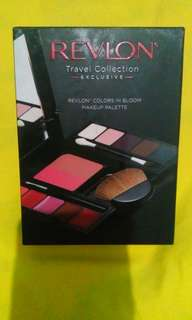 Authentic Revlon Travel Collection make up pallet