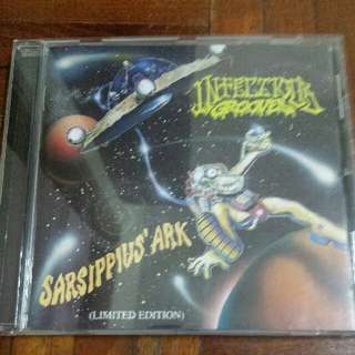 Music CD (Metal): Infectious Grooves ‎–Sarsippius' Ark (Limited Edition)
