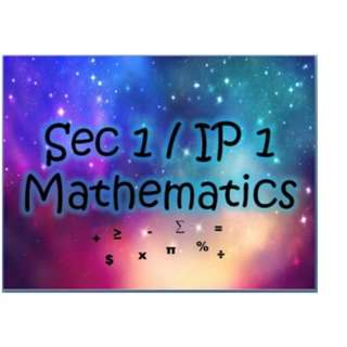 Maths Sec 1 / IP 1 Topical Practise
