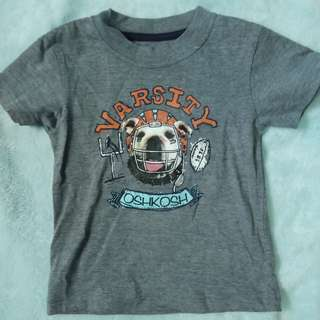 Oshkosh toddler shirt