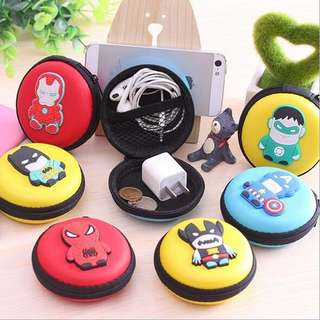 Earphone/Charger Case