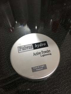 Pulvus hydro active powder lightening