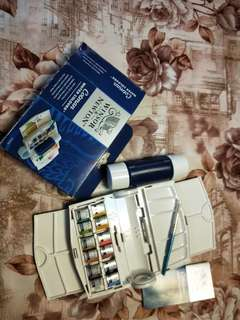 Winsor & Newton water colours